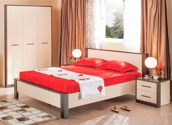 Спальня Ріга
